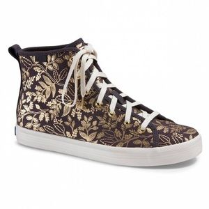 Rifle Paper Company Keds high top sneakers